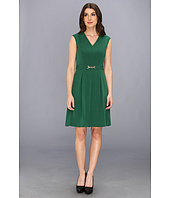 Ellen Tracy - Cap Sleeve Career Dress