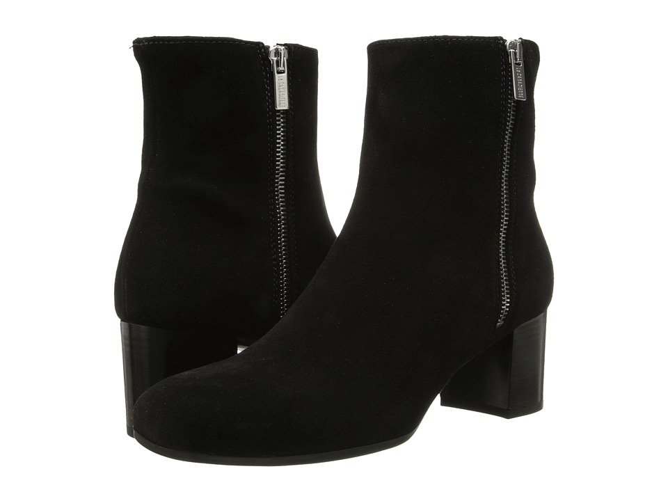 La Canadienne James (Black Suede) Women
