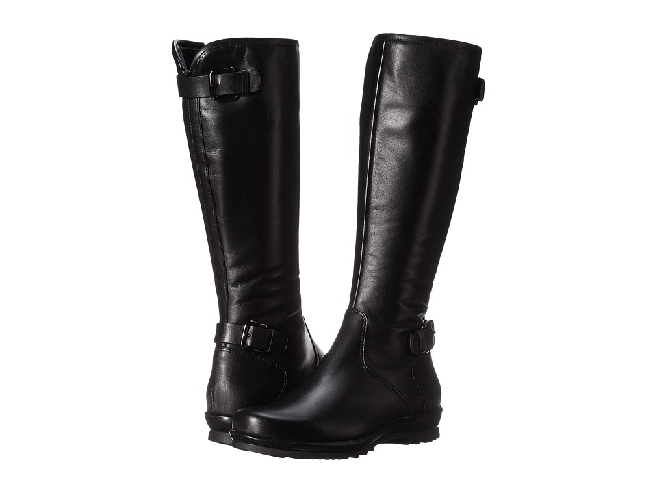 La Canadienne - Tyler (Black Leather) Women