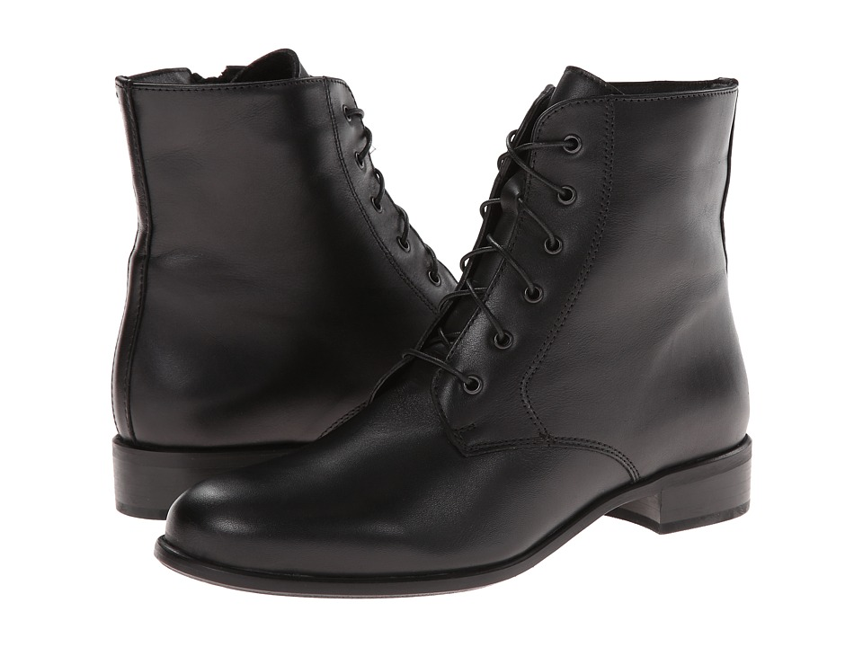 La Canadienne Sue (Black Leather) Women