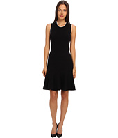 Kate Spade New York - Fluted Sweater Dress