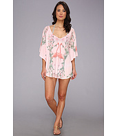 Wildfox - Florida Garden Butterfly Tunic