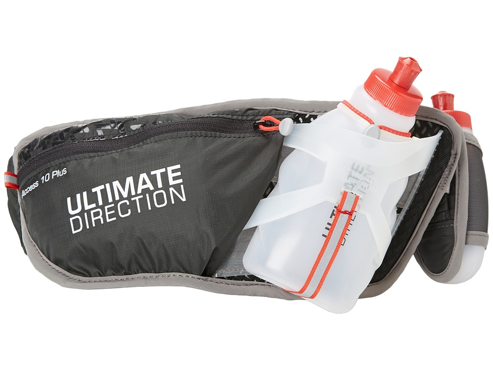 Ultimate Direction Access 10 Plus Black Athletic Sports Equipment