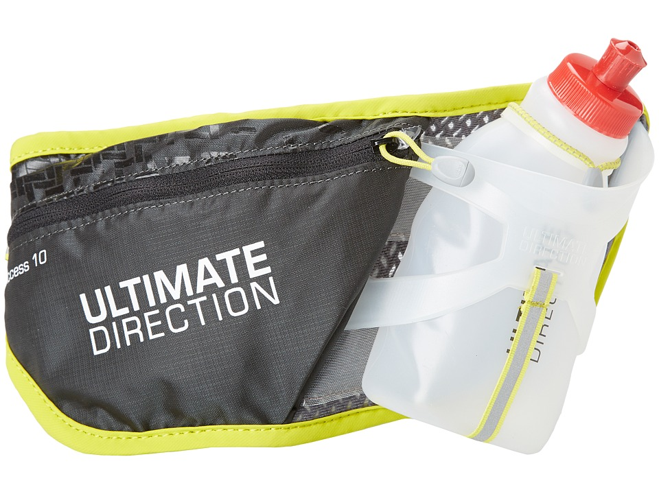 Ultimate Direction Access 10 Acid/Black Athletic Sports Equipment