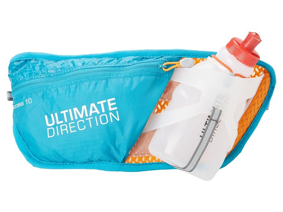 Ultimate Direction Access 10 Teal Athletic Sports Equipment
