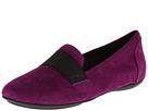 Geox D Charlene (Gored) (Dark Purple) Women's Shoes