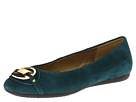 Geox D Lola (Toe Ornament) (Octane) Women's Flat Shoes