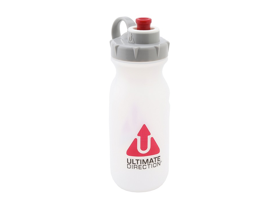 Ultimate Direction 20 Oz Bottle White Athletic Sports Equipment