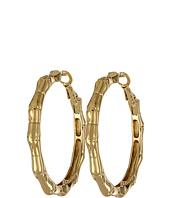 Kate Spade New York - Bamboo Small Hoop Earrings