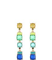 Kate Spade New York - Cause A Stir Linear Earrings