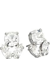 Kate Spade New York - Encrusted Petals Cluster Stud Earrings