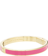 Kate Spade New York - Hinged Idiom Bangle Tickled Pink