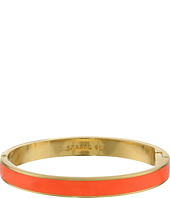 Kate Spade New York - Hinged Idiom Bangle Sparks Fly