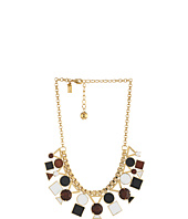 Kate Spade New York - Ipanema Tile Short Necklace