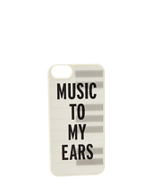 Kate Spade New York - Piano Keys Lenticular Resin Phone Case for iPhone® 5 and 5s