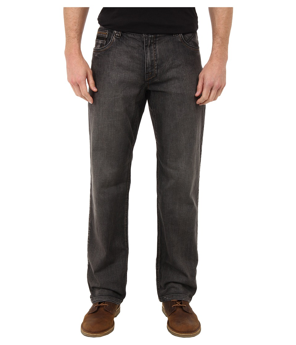 Prana Axiom Jean (Charcoal Wash) Men
