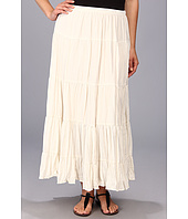 Karen Kane Plus - Plus Size Lined Tiered Skirt