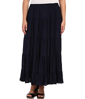 Karen Kane Plus - Plus Size Tiered Skirt