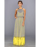 Vince Camuto - Ombre Halter Maxi Dress