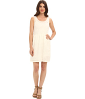 Lacoste - L!VE Sleeveless Embroidered Tank Dress