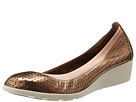 Cole Haan - Gilmore Wedge (Cole Haan Gold Metallic Perf)