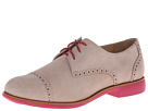 Cole Haan - Gramercy Oxford Cap (Bark/Raspberry)