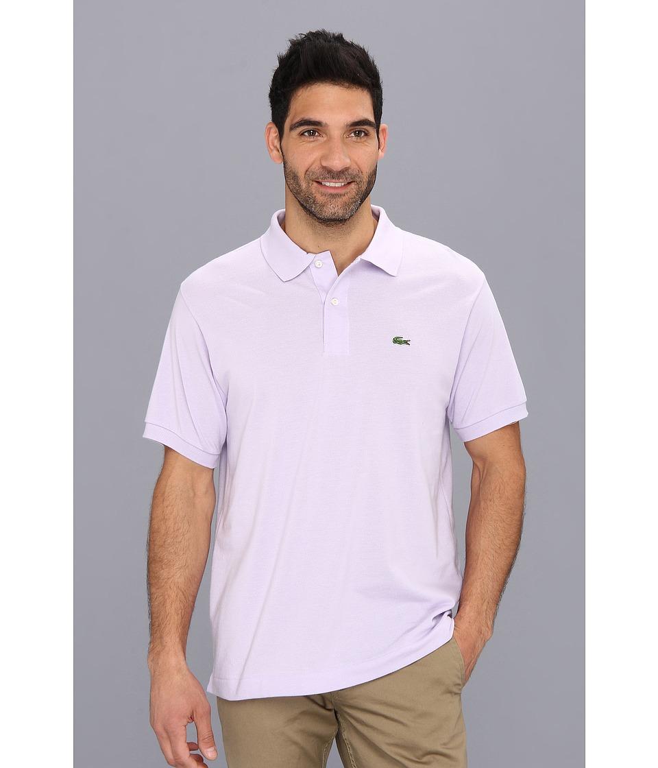 Lacoste - L1212 Classic Pique Polo Shirt (Iris) Men