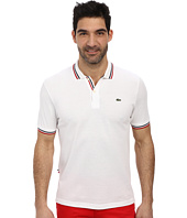 Lacoste - Live Short Sleeve Semi-Fancy Pique Shirt