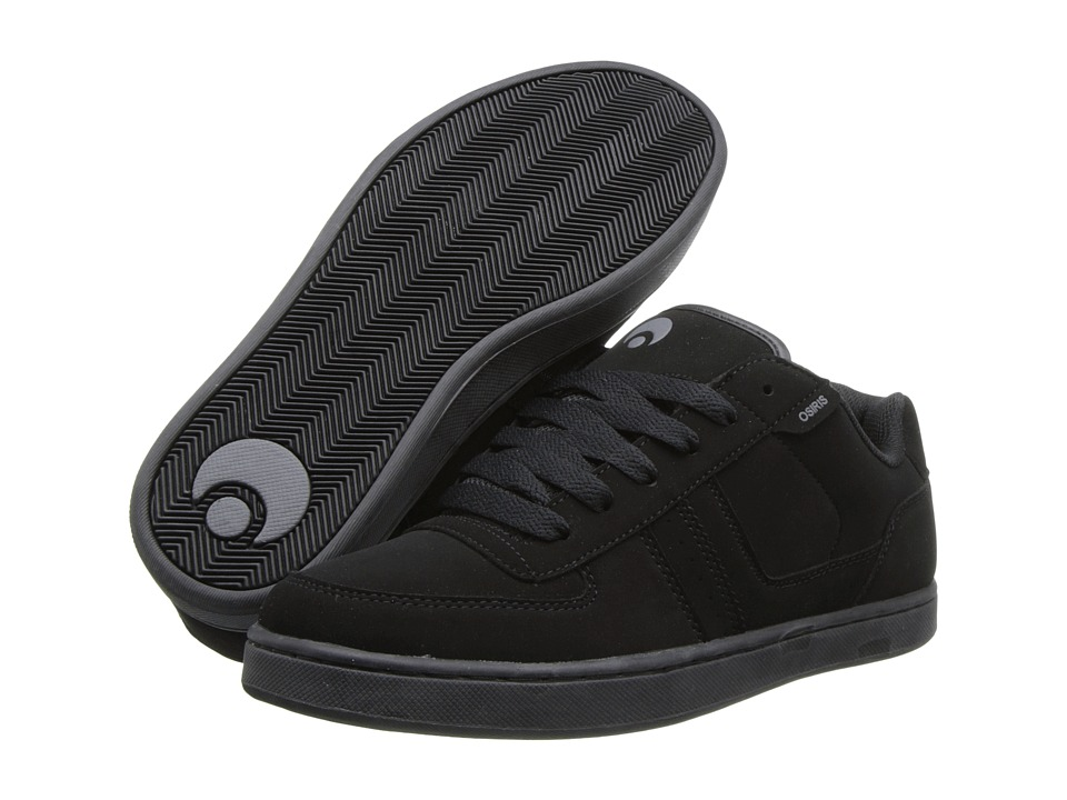 Osiris Relic (Black/Charcoal/Black) Men