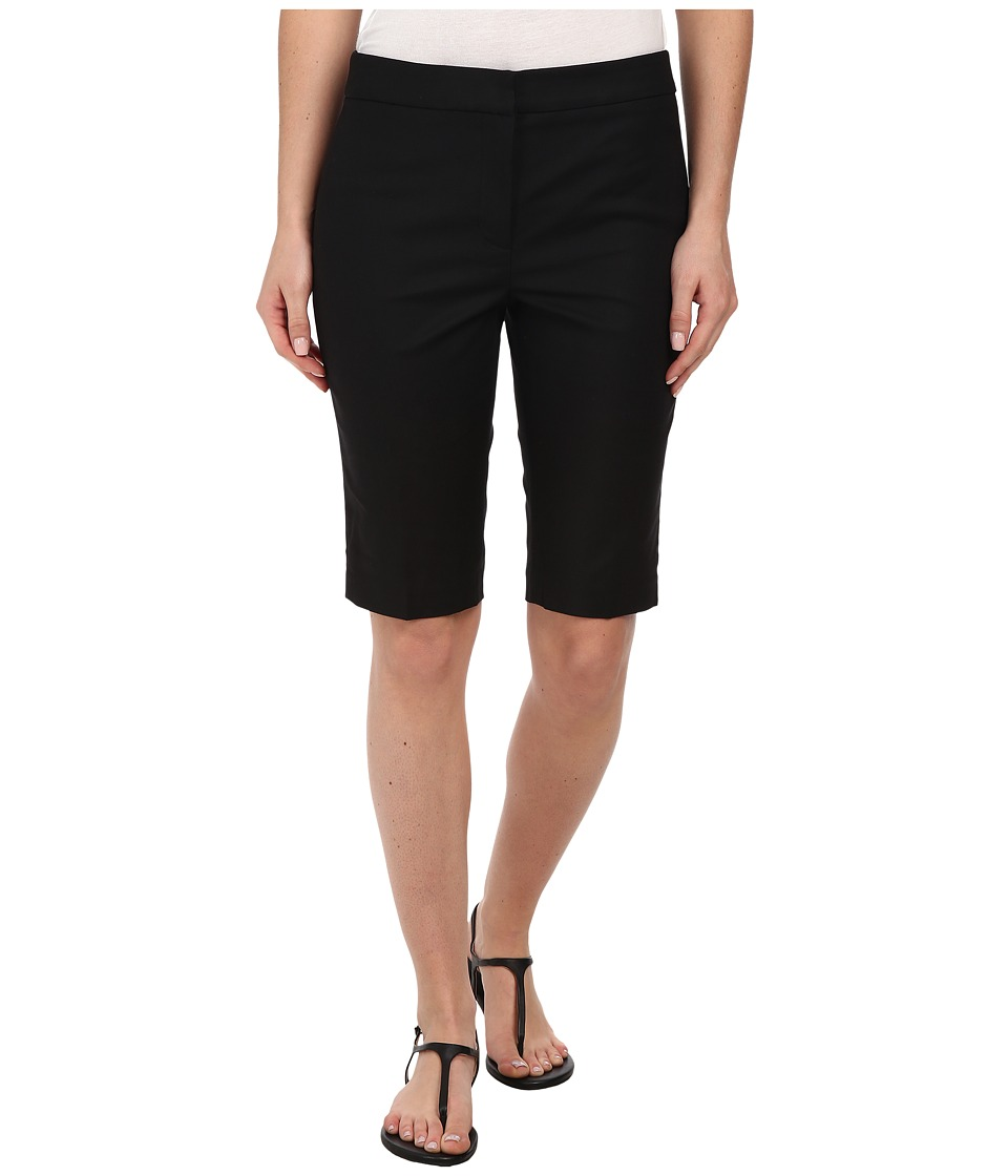 NIC+ZOE - The Perfect Short (Black Onyx) Womens Shorts