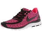 Nike Free 5.0 V4 (Black/Hyper Pink/Black)