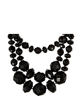 Kate Spade New York - Give It A Swirl Triple Strand Statement Necklace