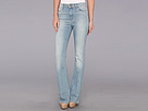 Joe's Jeans Sun Faded High Rise Flare in Nayeli