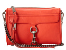 Rebecca Minkoff - Mini Mac (Hot Red) - Bags and Luggage
