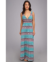 La Blanca - Gypsetter Maxi Dress w/ Removable Cups Cover-Up