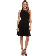 Karen Kane - Lace Yoke Dress