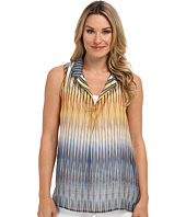 Karen Kane - Desert Ikat Sleeveless Shirt