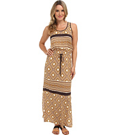 Karen Kane - Pyramid Print Maxi Dress