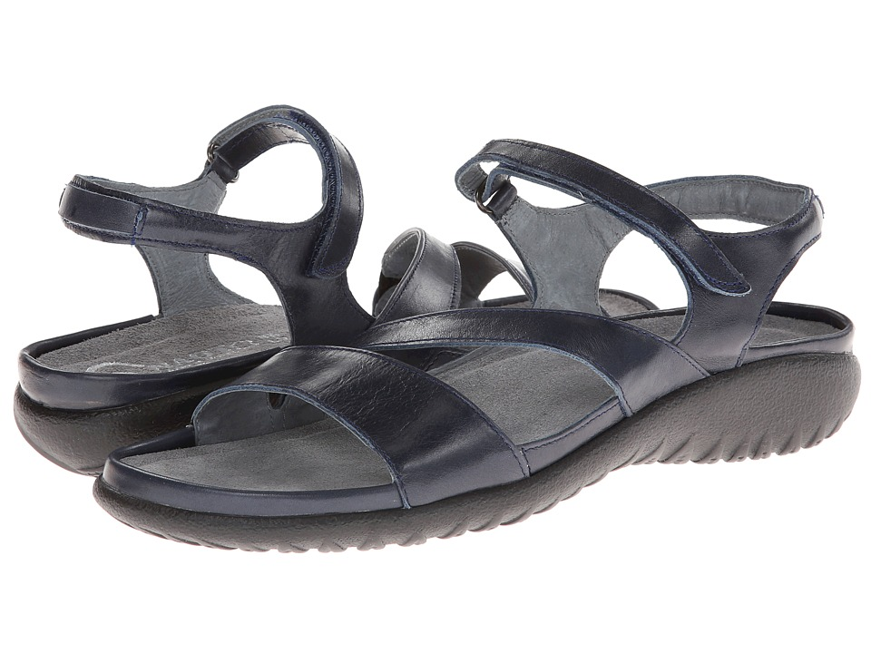 Naot Footwear - Etera (Ink Leather) Women