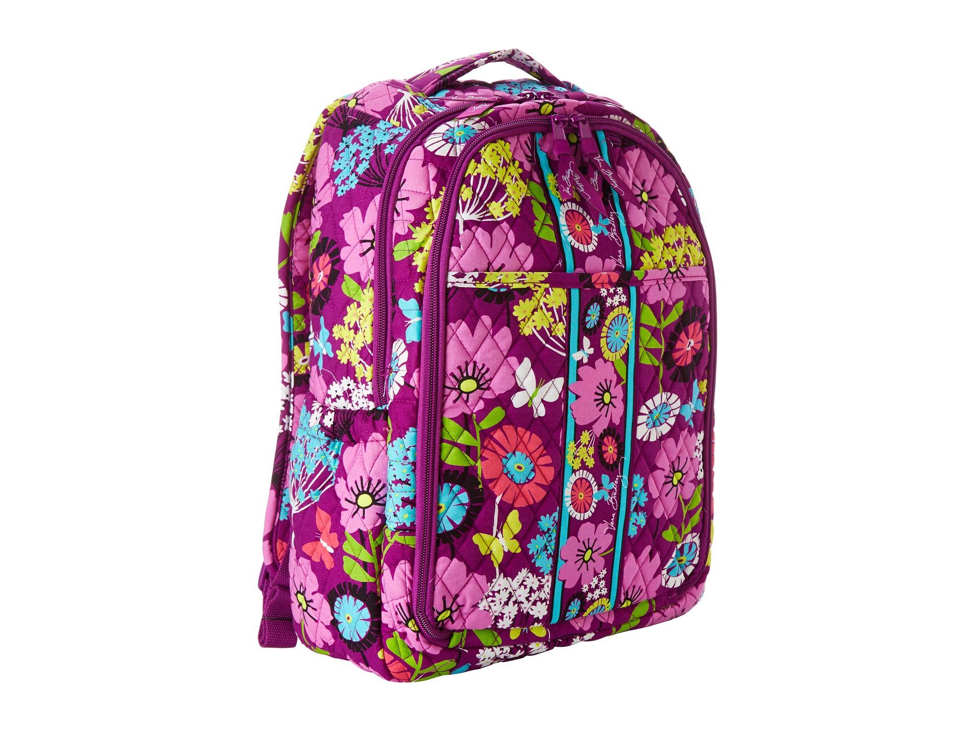 Vera Bradley Backpack Baby Bag Review