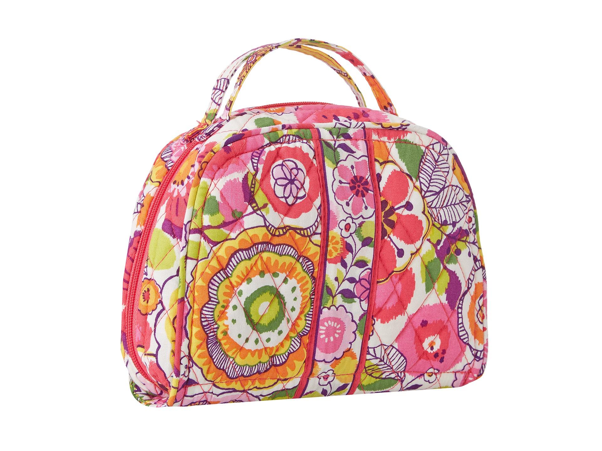 vera bradley luggage travel jewelry organizer clementine