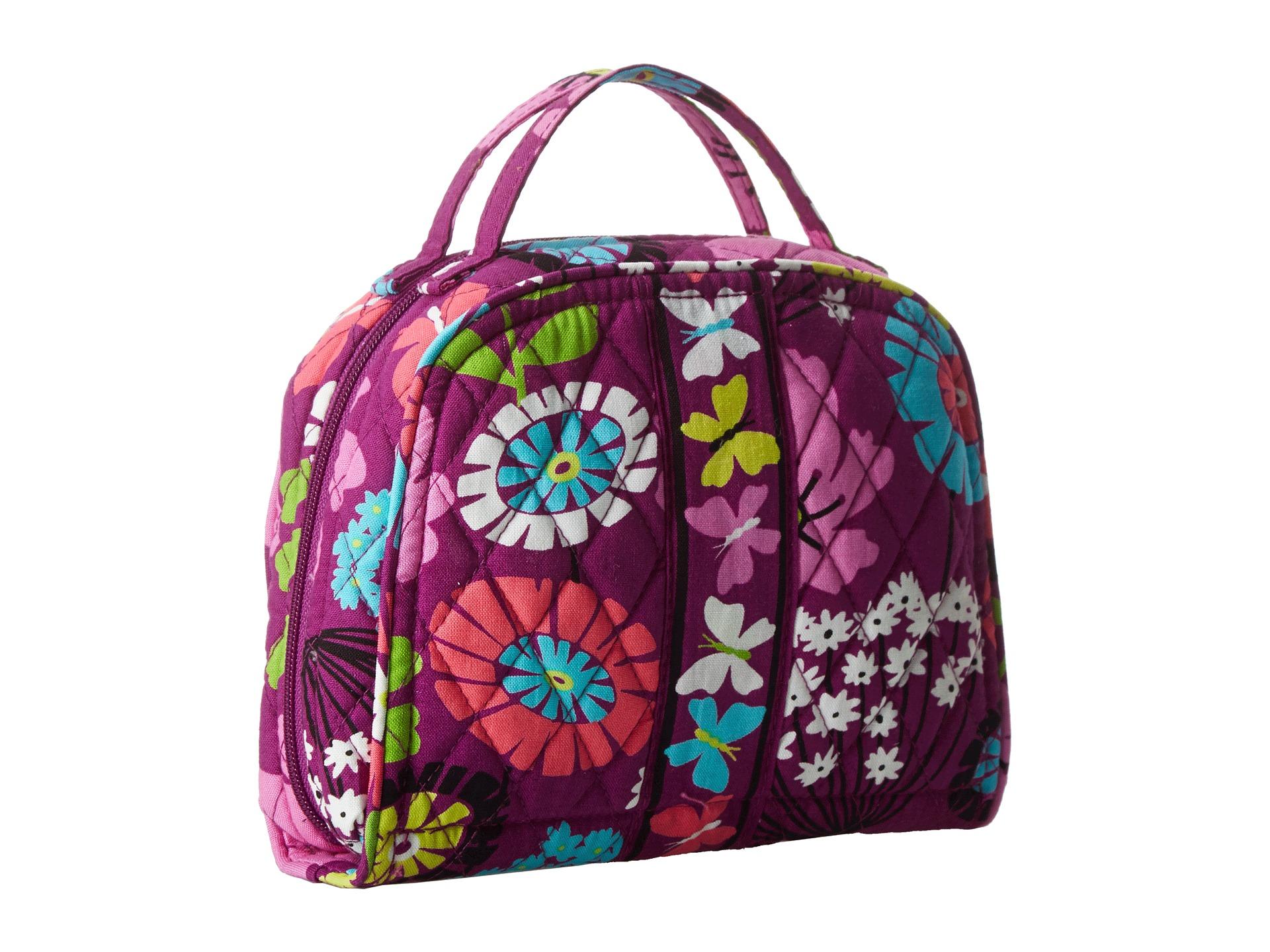 vera bradley luggage travel jewelry organizer flutterby
