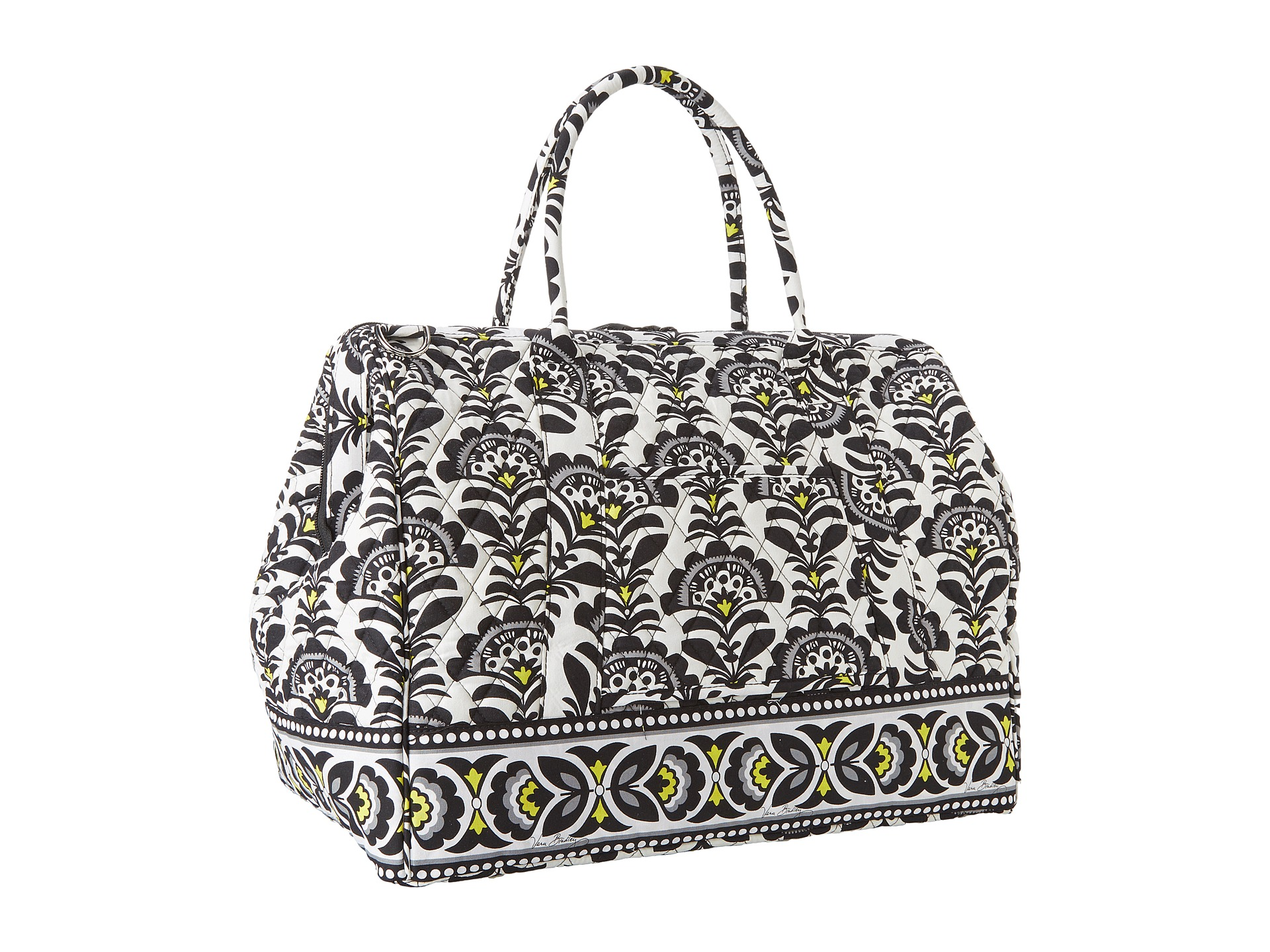 Vera Bradley Frame Travel Bag.Small Handbags: Vera Bradley Frame Bag ...