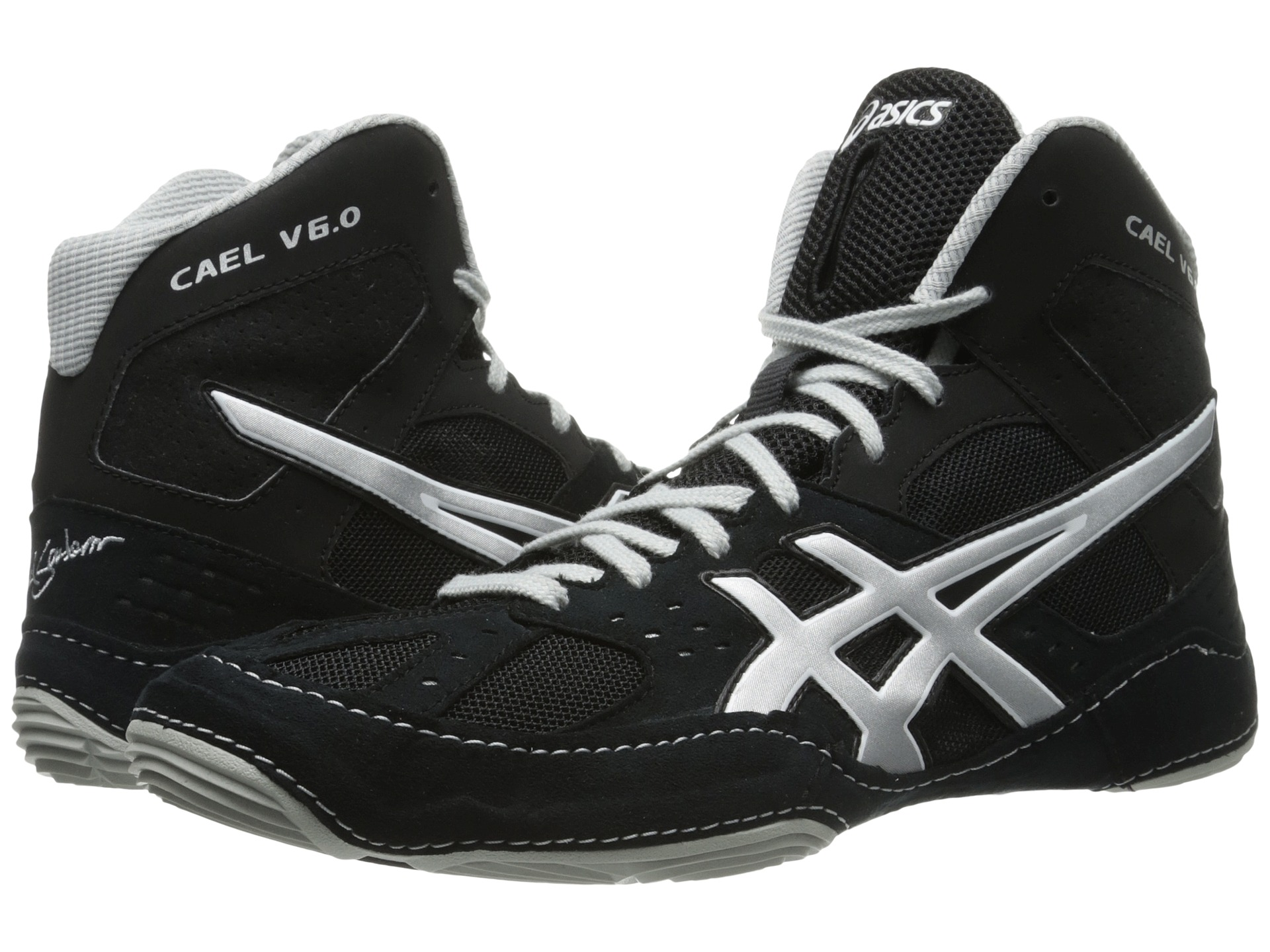asics cael v6.0 wrestling shoes