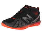 New Balance Fresh Foam MX80 Black, Red Shoes