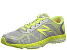 New Balance Fresh Foam WX822 Grey, Yellow Shoes