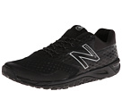 New Balance MX00 Black, Black Cow Silk Shoes