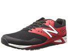 New Balance MX00 Black, Red Shoes