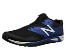 New Balance MX00 Black, Blue Shoes