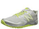 New Balance WX00 Grey, Yellow Shoes